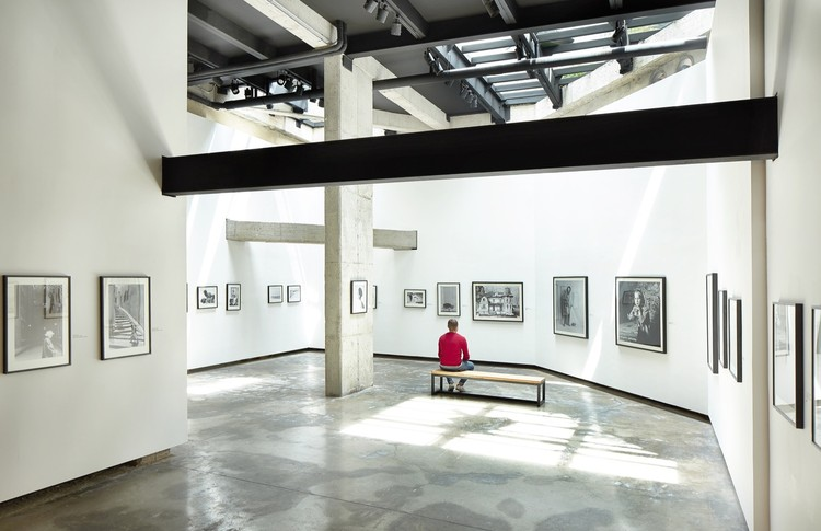Espacio Cultural y Taller para un Artista. Image © Mónica Barreneche