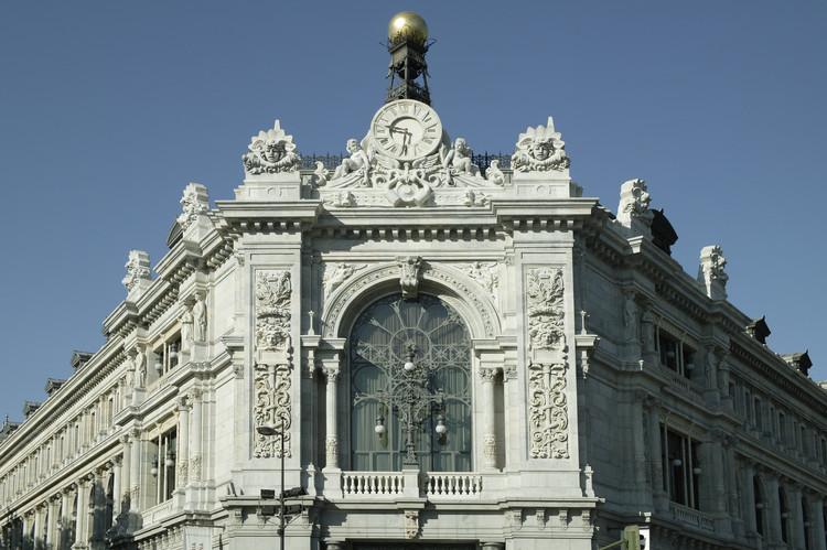 Banco de España / Severino Sainz de Lastra + Eduardo de Adano Magro . Image Cortesía de XIV Semana de la Arquitectura