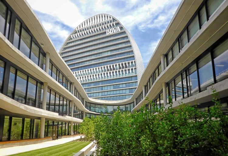 Ciudad BBVA / Herzog & de Meuron. Image Cortesía de XIV Semana de la Arquitectura
