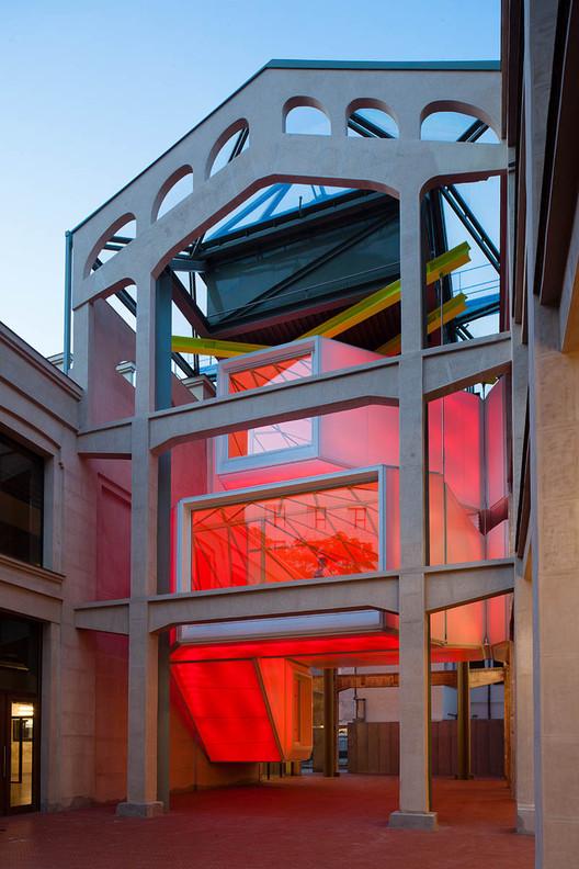 MediaLab-Prado / Manuel Álvarez Naya. Image Cortesía de XIV Semana de la Arquitectura