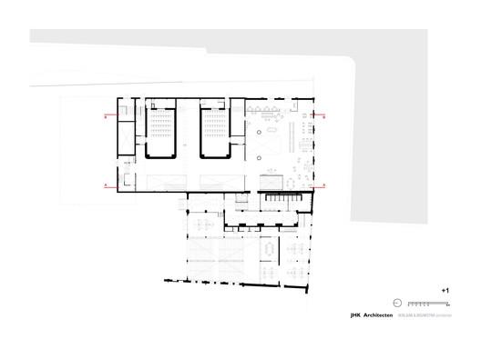 Floor Plan +1