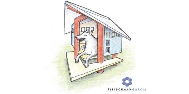 Jeff Pelszynski - Fleischman Garcia Architects. Imagem via BowWow Haus London