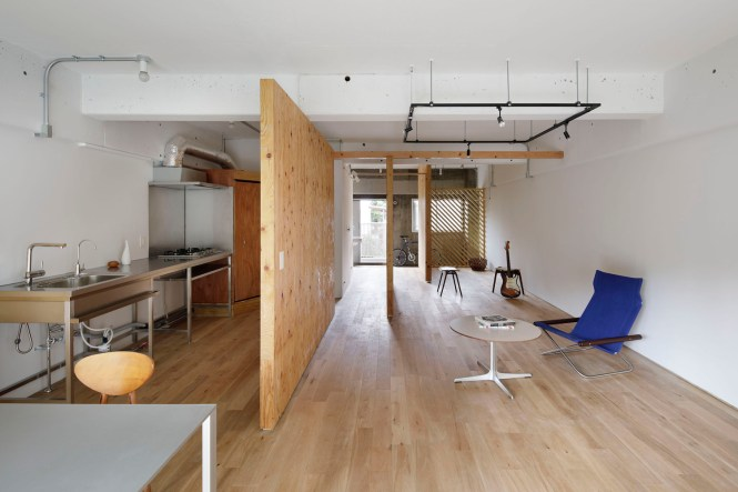 Gallery Of Apartment 114 Tokyo S West G Architects Studio 1