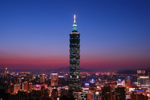 11. Taipei 101, Taipei ($1.76 billion). Image © <a href='https://www.flickr.com/photos/yuchinmchu/3513942635/'>Flickr user Yu-Ching Chu</a> licensed under <a href='https://creativecommons.org/licenses/by/2.0/'>CC BY 2.0</a>