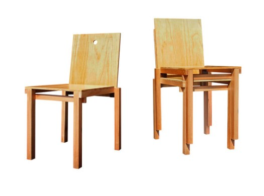 Cadeira Isa d'aprés siza_Marcenaria Baraúna. Image Cortesia de Dpot