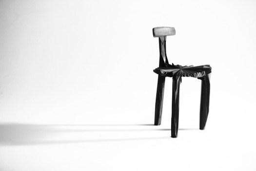 Cadeira Nóize_Guto Requena. Image Cortesia de Guto Requena