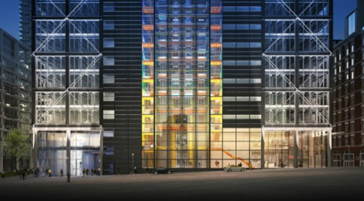 Pilbrow & Partners, The Market Building, Wood Wharf, London, United Kingdom. Image Courtesy of World Architecture Festival