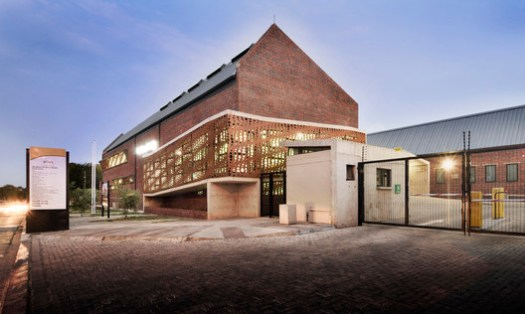 Health Winner: Westbury Clinic; Johannesburg, South Africa / Ntsika Architects. Image Courtesy of World Architecture Festival