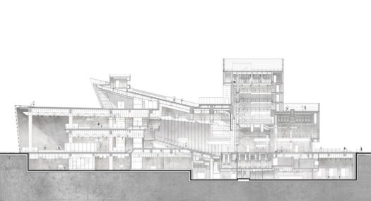 Theater Cross Section