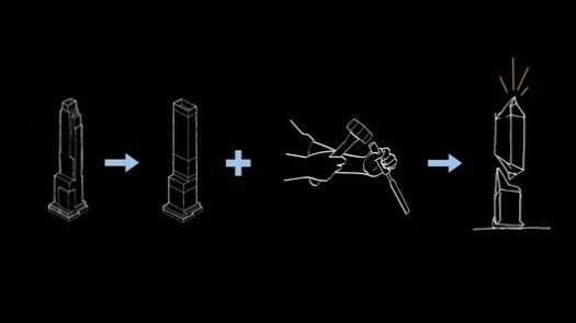 Concept Diagram. Image © Snøhetta
