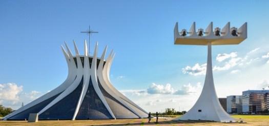 Cathedral of Brasília. Image © Gonzalo Viramonte