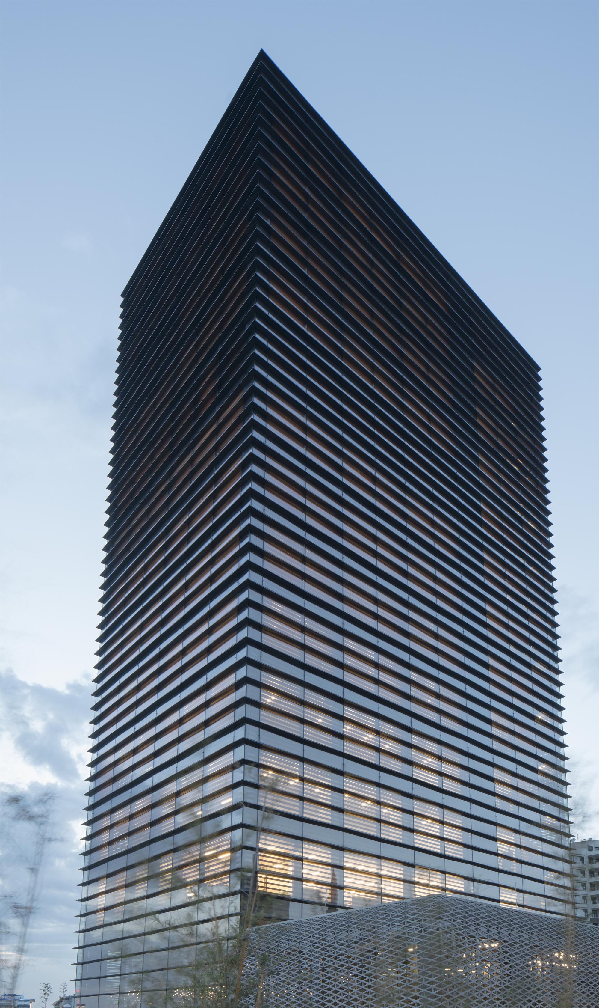 Gallery Of Ankara Office Tower Anmahian Winton