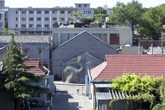 MaoHaus Site. Image © Xia Zhi