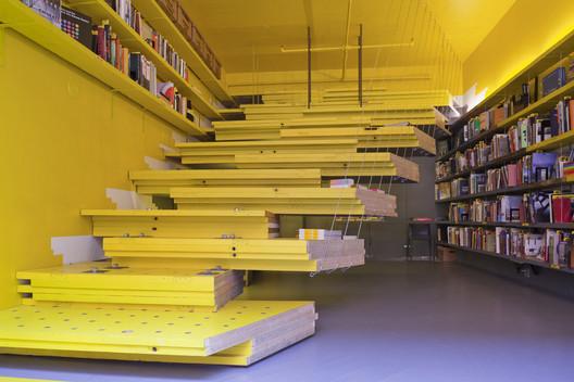 Van Alen Books, Flatiron District, New York, USA, 2011. Image © Danny Bright