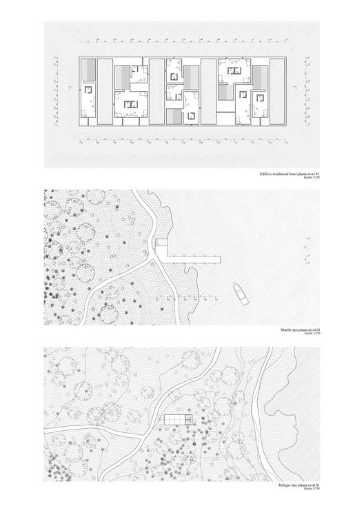[E5] Universidad de Chile. Image Courtesy of Facultad de Arquitectura USS
