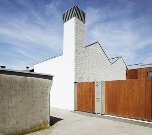 Residencia en Varese / Franzetti Primi Architetti Associati - Varese, Italia. Image Cortesía de Parklex