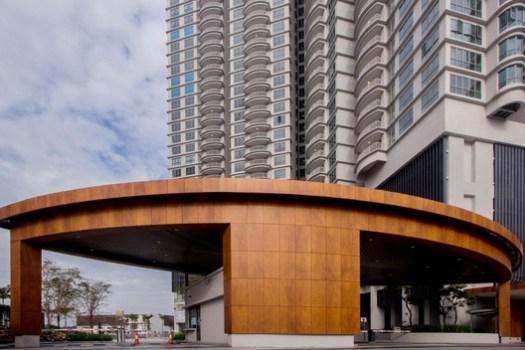 Residencias Teega en Puteri Harbour / Liu & Wo Architects - Johor Bahru, Malasia. Image Cortesía de Parklex