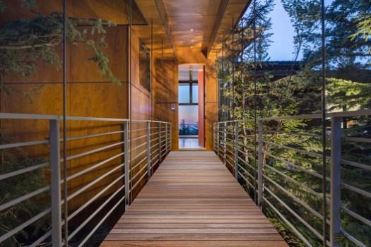 Residencia Golden View / Workshop AD - Anchorage, AK, Estados Unidos. Image Cortesía de Parklex