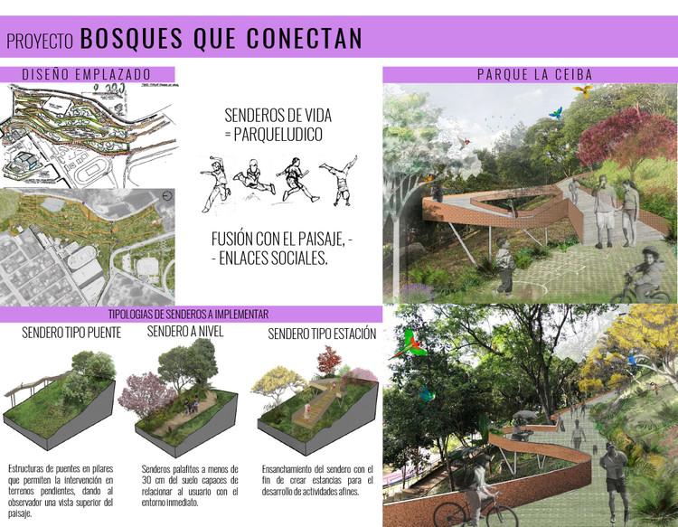 Espacio público, la piel de la democracia / Lámina 03. Image Cortesía de Taller de Arquitectura de Bucaramanga