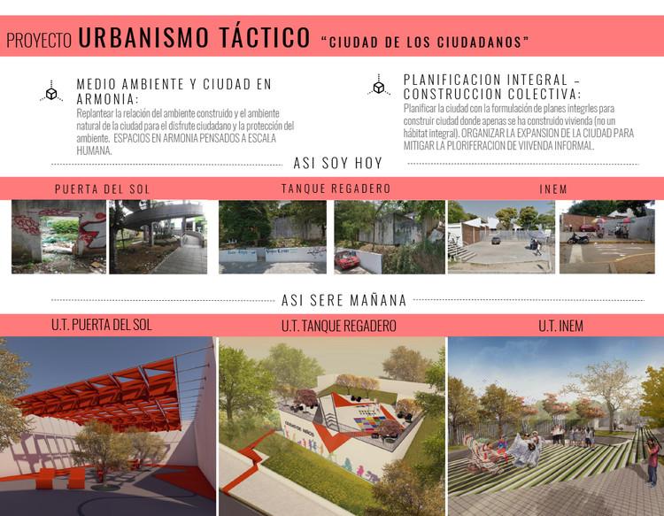Espacio público, la piel de la democracia / Lámina 05. Image Cortesía de Taller de Arquitectura de Bucaramanga