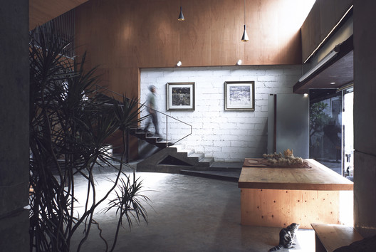 GF Lobby. Image Courtesy of CAL Architects