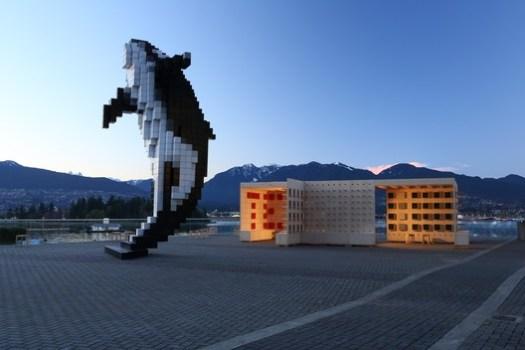 Pause (Vancouver, British Columbia) / DBR / Design Build Research, Alsu Sadrieva. Image Courtesy of Wood Design & Building Awards