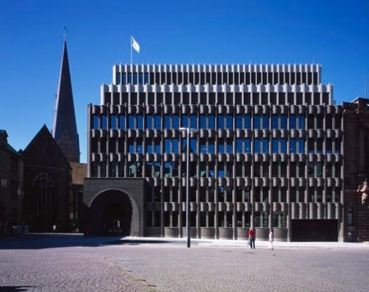 FINALIST: Bremer Landesbank, Bremen / Caruso St John Architects. Image © Hélène Binet