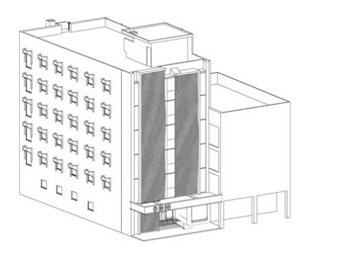 Facade Isometric