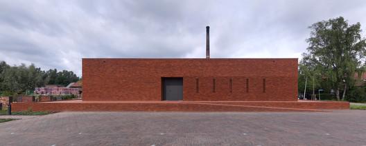 09_2373_BedauxdeBrouwer_Vogelensangh Pavilion Brick Factory Vogelensangh / Bedaux de Brouwer Architects Architecture