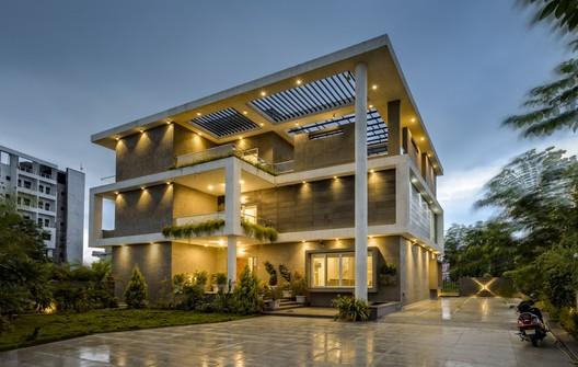 _DSC1988 Hambarde Residence / 4th Axis Design Studio Architecture