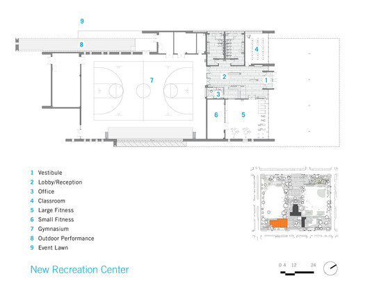 New Building Plan