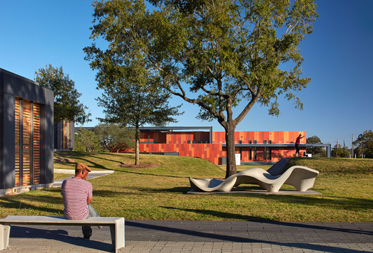 18-Mark_Herboth Emancipation Park Expansion and Renovation / Perkins+Will Architecture