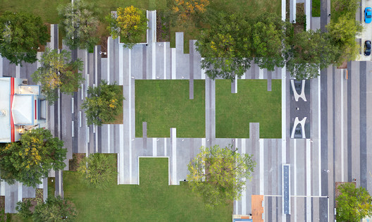 24-Mark_Herboth Emancipation Park Expansion and Renovation / Perkins+Will Architecture