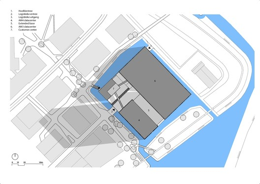 752_Datacenter_AM4_N86_a4 Datacenter AM4 / Benthem Crouwel Architects Architecture