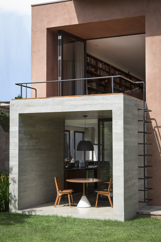 _Q9B1166 Pinheiros House / Felipe Hess Arquitetos Architecture