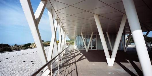 Framing_the_Horizon_-_6 Centre for Plasma Physics and Lasers / Sparch Sakellaridou - Papanikolaou Architects Architecture