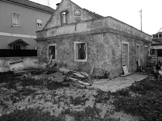 CP_Existente2 Fisherman's House / Ines Brandão Arquitectura Architecture