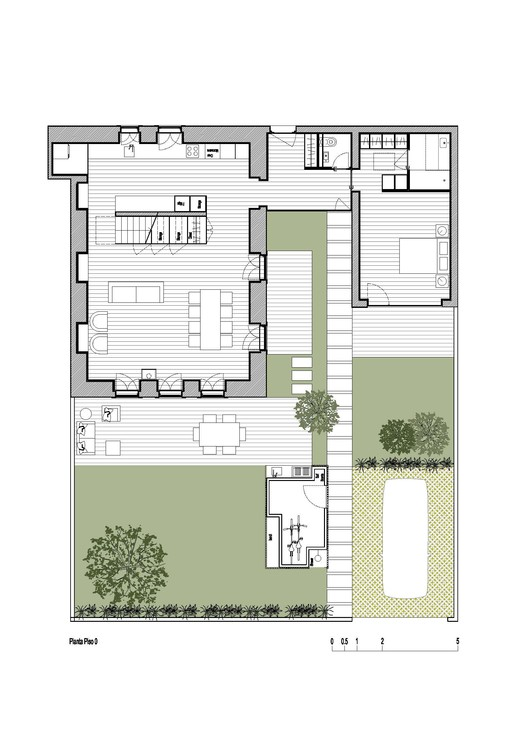 ground_level Fisherman's House / Ines Brandão Arquitectura Architecture