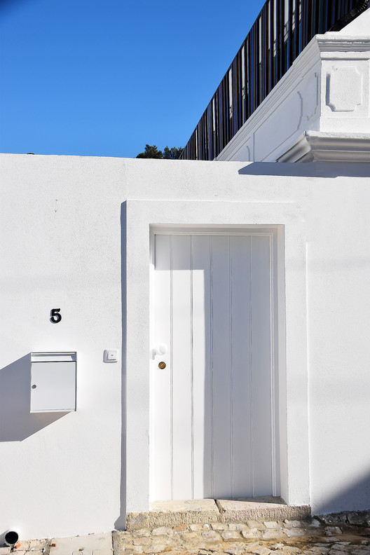 CP02 Fisherman's House / Ines Brandão Arquitectura Architecture