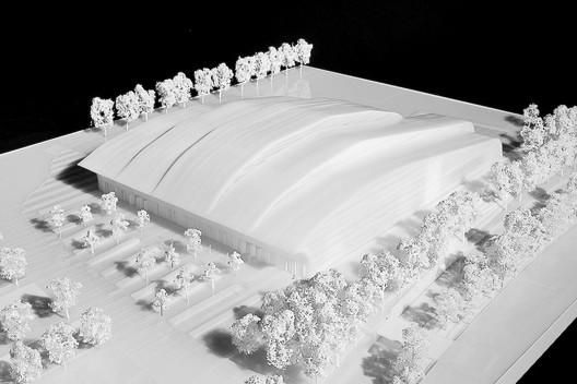 """SCC-MA-03 """"Les Fuseaux"""" Cultural Center / ANMA Architecture"""