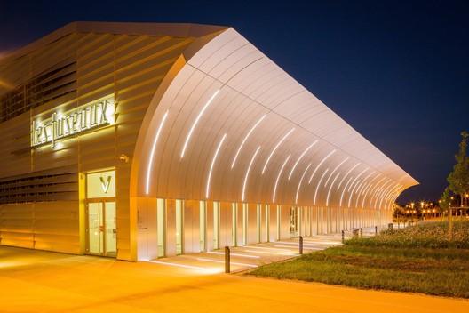 """_M4A0730 """"Les Fuseaux"""" Cultural Center / ANMA Architecture"""