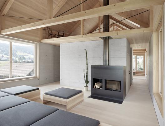 IMA_HOELLER_02_Adolf_Bereuter Höller House / Innauer-Matt Architekten Architecture