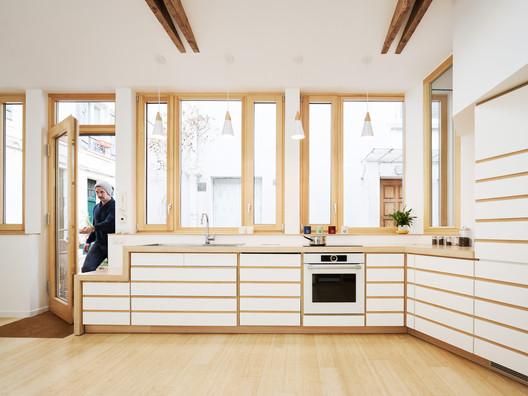 Wilda___Appart_Paris_XIV004__Copyright_David_Foessel Atelier_142 / Atelier Wilda Architecture