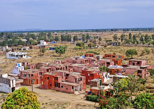 Aranya Low Cost Housing. Image © VSF. Courtesy of the Pritzker Architecture Prize