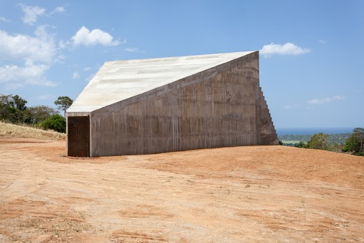 Chapel on top of a hill. Image © Eric Gregory Powell