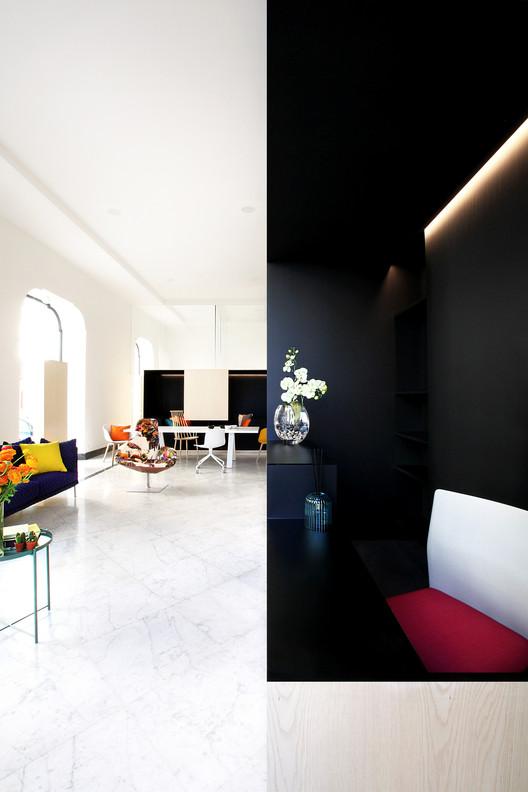 02 Meridionale Fondiaria Real Estate HQ / Tomas Ghisellini Architects Architecture