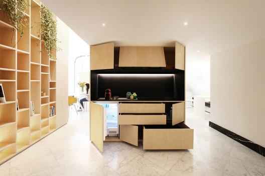 16 Meridionale Fondiaria Real Estate HQ / Tomas Ghisellini Architects Architecture