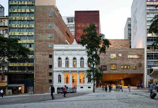 IMG_4505 Brasil Arquitetura Reveals How Building Recovery is About Meeting the Real Demands of Society Architecture