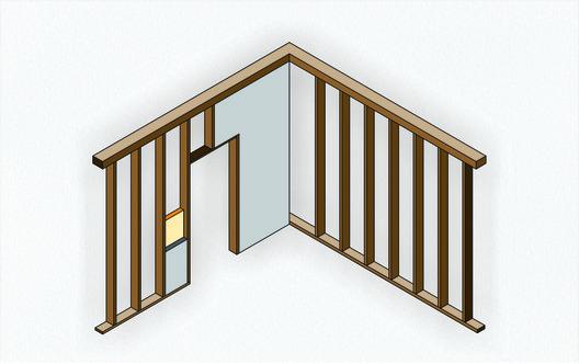 Wood Frame. Image © Matheus Pereira