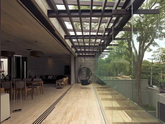 IMG_6508_copy Jardins House / Drucker Arquitetos e Associados Architecture